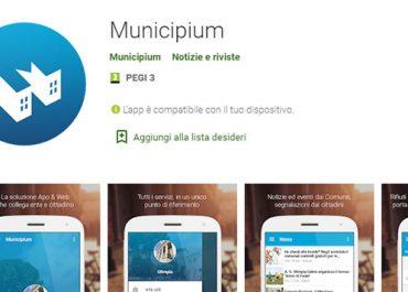 Nuova App del nostro comune